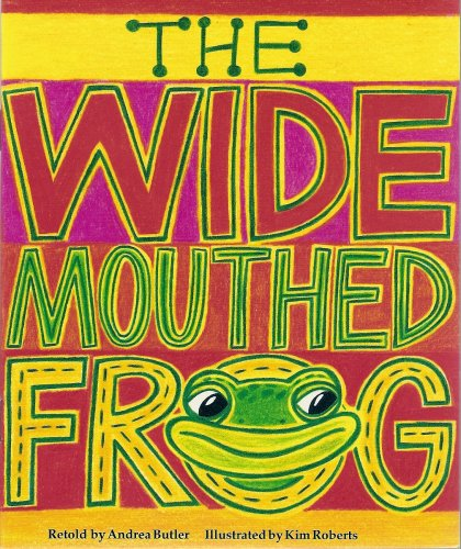 9780732718893: The Wide-Mouthed Frog (Literacy Tree, Safe and Sound, Set 3)