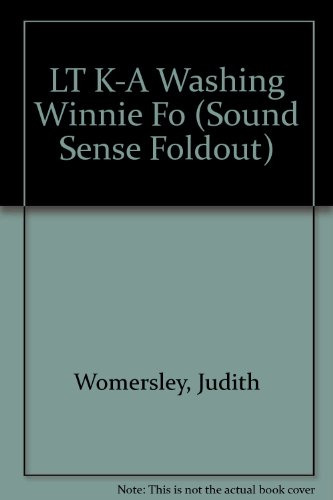 LT K-A Washing Winnie Fo (Sound Sense: Judith Womersley