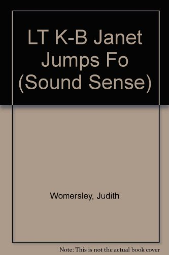 LT K-B Janet Jumps Fo (Sound Sense): Womersley, Judith