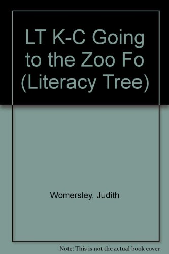 LT K-C Going to the Zoo Fo: Womersley, Judith