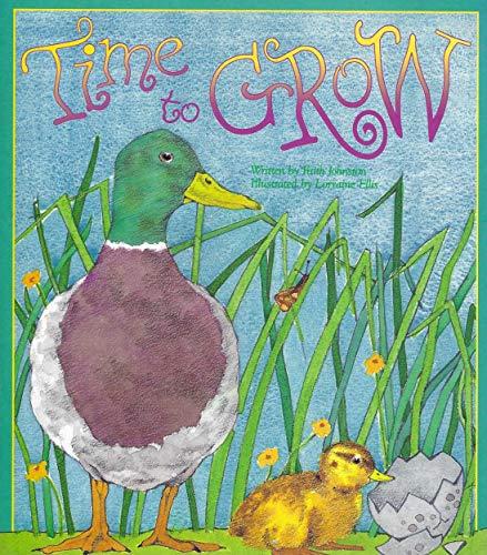 Time to Grow (Literacy Tree Sound Sense: Faith Johnston