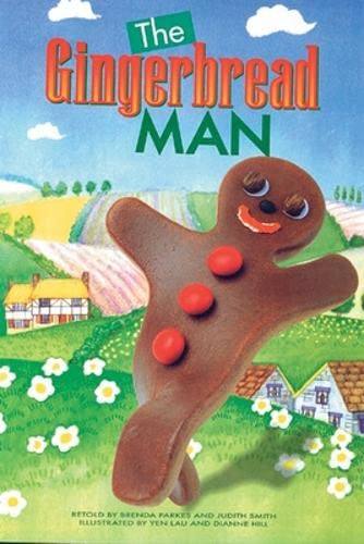 9780732722876: The Gingerbread Man Big Book (Literacy Links Plus Big Books)