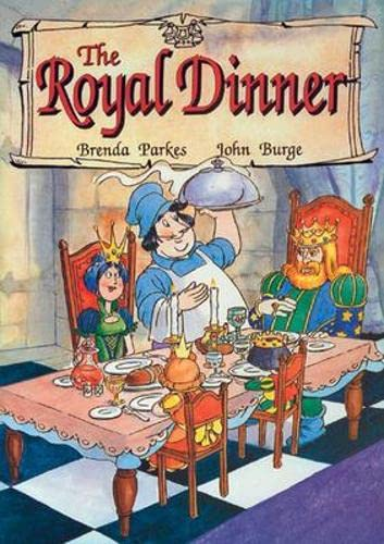 Royal Dinner Small (B04) (0732722969) by Burge, John; Parkes, Brenda