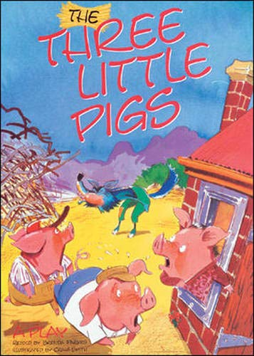 9780732722975: The Three Little Pigs Big Book: Play (Literacy Links Plus Big Books Early)