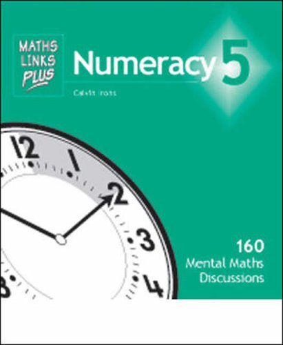 Numeracy: Year 5 (9780732724757) by Calvin Irons