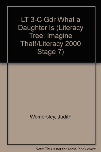 LT 3-C Gdr What a Daughter Is: Womersley, Judith