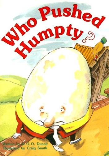 9780732724948: Who Pushed Humpty? (Literacy Tree: Who Knows?)