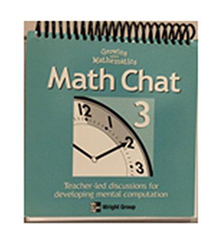 9780732728533: Math Chat Grade 3 - Growing with Mathematics