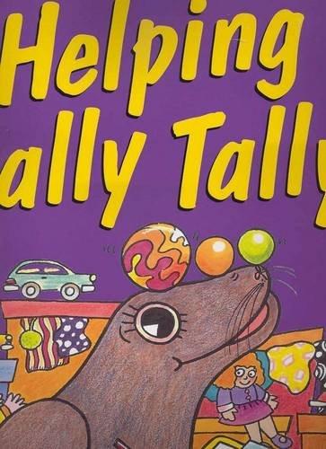 9780732730017: Growing with Mathematics, Grade 1: Helping Sally Tally Big Book
