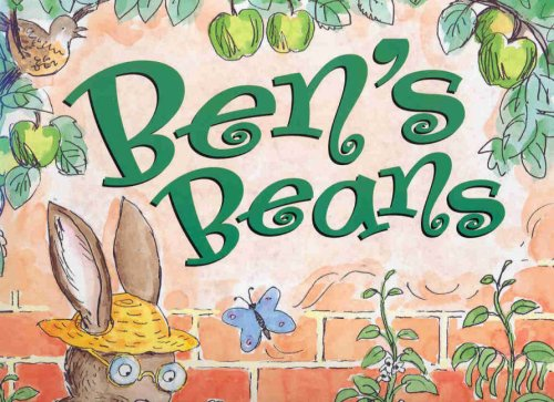 9780732731601: Growing with Mathematics, Kindergarten Level: Ben's Bean, Pub: Mcgraw Hill International Sales and Services, 48 Princeton- Hightstown Road, Hightstown NJ 08520-1450