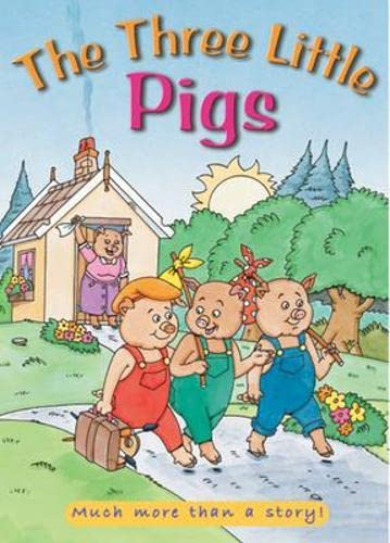 9780732731656: Three Little Pigs Anthology Small Book (Pack of 6 Copies) (B03)