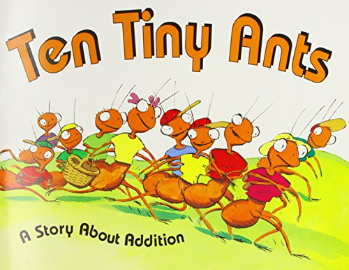9780732731892: Ten Tiny Ants: A Story About Addition