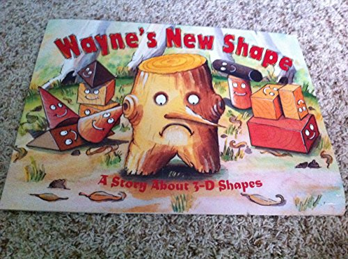 9780732733131: Wayne's New Shape: A Story About 3-D Shapes