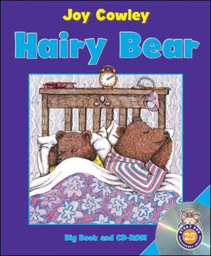9780732736972: Hairy Bear Big Book and CD-ROM (Level 14) (Story Box)