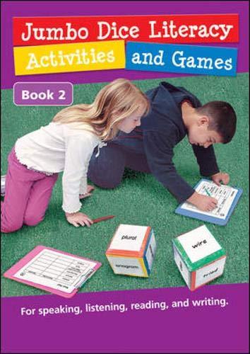 9780732737825: Jumbo Dice Literacy Kit 2 Ages 7-10