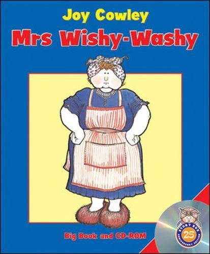 9780732738556: Mrs Wishy-Washy Big Book and CD-ROM (Level 8) (Story Box)