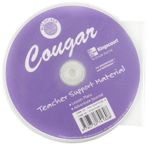 9780732741808: Cougar Teacher's Notes CD-ROM: Teachers Assessment Plan