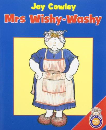 9780732742058: Mrs Wishy-Washy Small Book (Level 8) (Story Box)