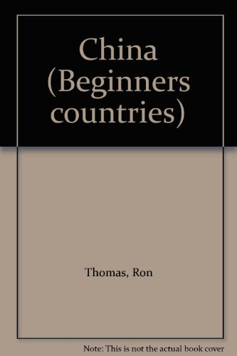 9780732906153: China (Beginners countries)