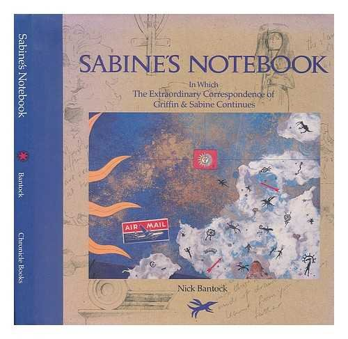 SABINE'S NOTEBOOK.: Nick Bantock