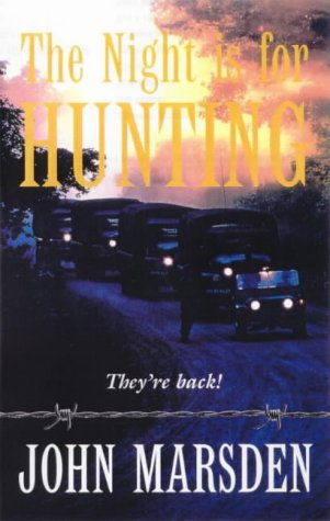 9780732909444: NIGHT IS FOR HUNTING
