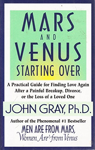 9780732909536: Mars and Venus Starting Over