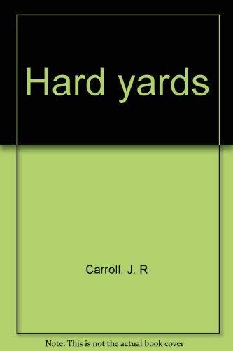 9780732910228: Hard Yards