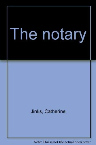 The Notary (0732910250) by Catherine Jinks
