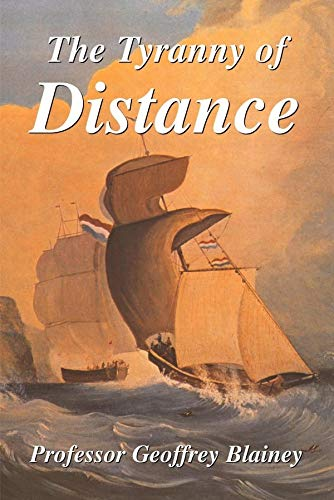 9780732911171: The tyranny of distance: How distance shaped Australia's history