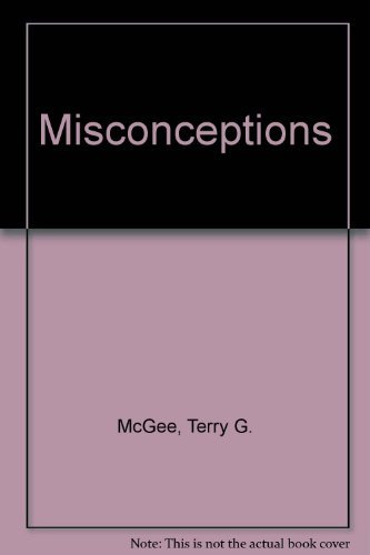 9780732911706: Misconceptions