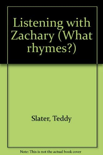 9780732912161: Listening with Zachary (What rhymes?)