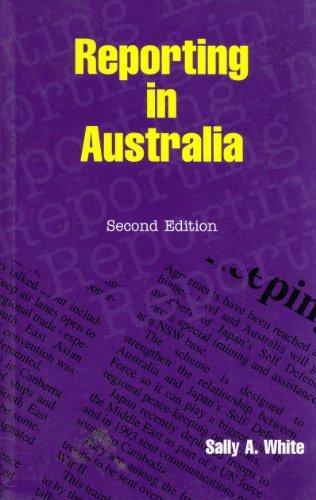9780732926069: Reporting in Australia