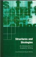 9780732929305: Structures and Strategies: An Introduction to Academic Writing
