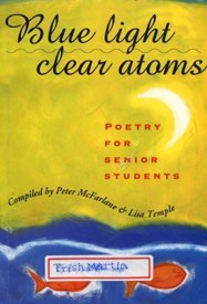 9780732931278: Blue Light Clear Atoms - Poetry for Senior Students
