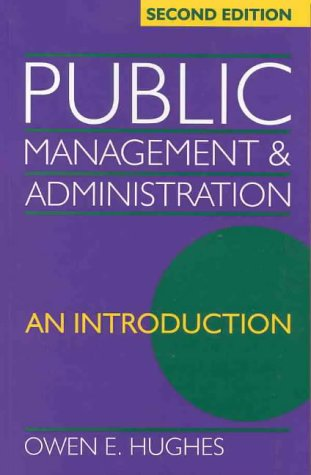 9780732953935: Public Management and Administration: an Introduction