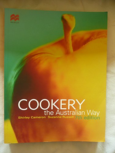 Cookery The Australian Way (7th ed.): Shirley Cameron and