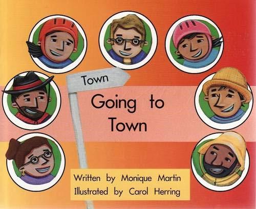 Going to Town (Paperback): Carol Herring
