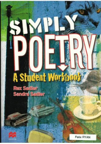 9780732997755: Simply Poetry: A Student Workbook : For Secondary School English Students