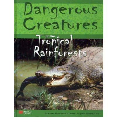 9780732998172: Dangerous Creatures Grasslands Macmillan Library (Dangerous Creatures - Macmillan Young Library)