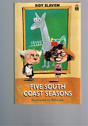 9780733302329: Five South Coast Seasons