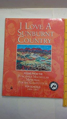 9780733302565: I Love a Sunburnt Country (ABC books)
