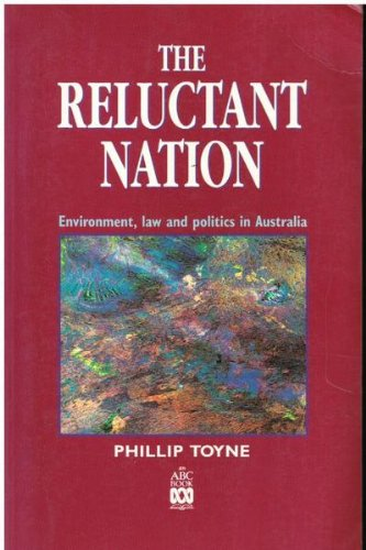The Reluctant Nation: Phillip Toyne