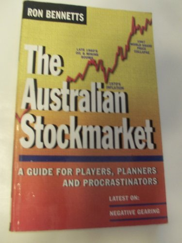 9780733305887: The Australian Stockmarket