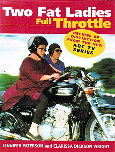 9780733306785: Two Fat Ladies Full Throttle