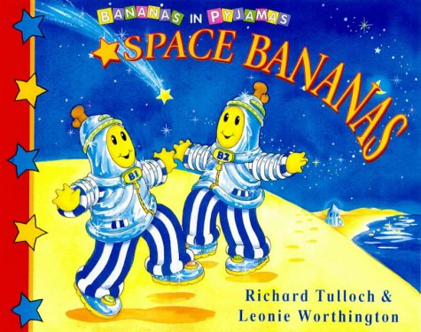 9780733306815: Space Bananas (Bananas in Pyjamas)