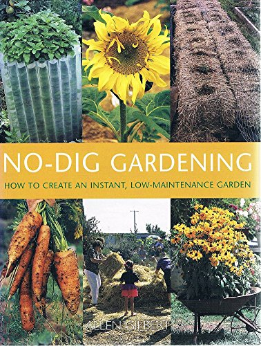 9780733309410: No-Dig Gardening: How To Create An Instant, Low-Maintenance Garden