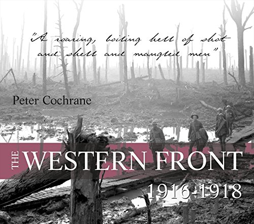 9780733312809: THE WESTERN FRONT 1916 - 1918