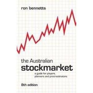 9780733313608: The Australian Stockmarket: A Guide for Players, Planners and Procrastinators