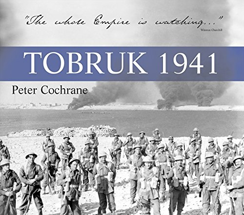 9780733314070: Tobruk 1941