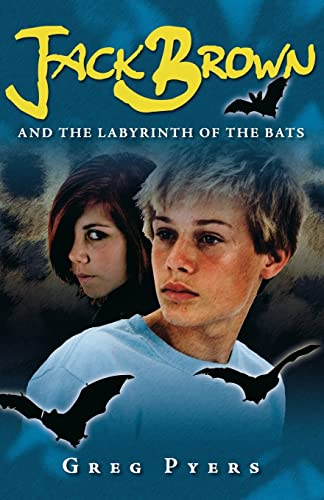 9780733317514: Jack Brown and the labyrinth of the bats [Jack Brown series]